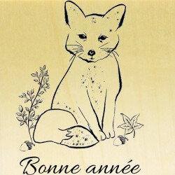 collection-animaux-des-bois-renard-bonne-annee