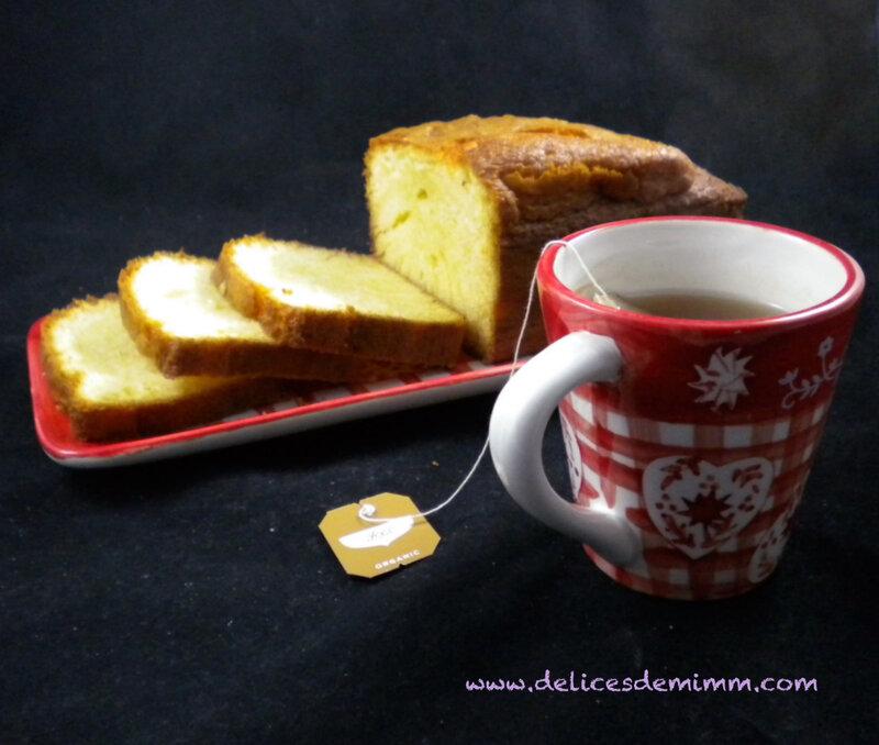 Gâteau tout simple au lait 2