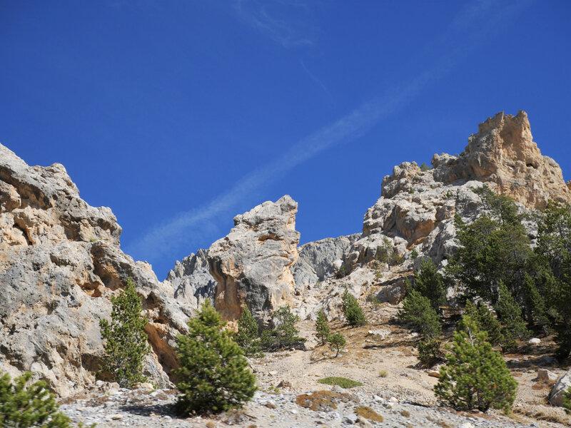 Casse Déserte du Col d' Izoard