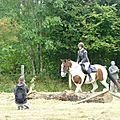 Jeux équestres manchots - parcours de pleine nature après-midi (21)