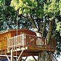 Les cabanes de gros bois : parce qu'on a tous un coeur d'enfant !