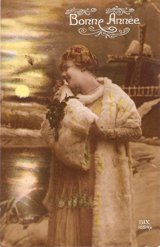 Carte Juliette 4 janvier 1918