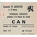 Can - samedi 17 janvier 1976 - bourse du travail (lyon)
