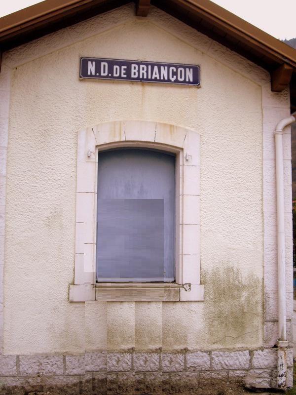 Notre Dame de Briançon (Savoie)