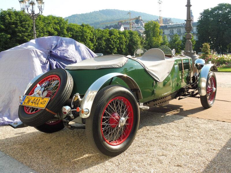 RILEY type 12-4 cabriolet 1935 Baden Baden (2)