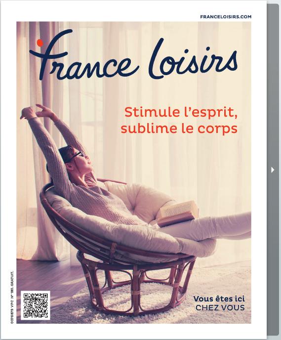 le nouveau catalogue france loisirs est en ligne binchy and her hobbies. Black Bedroom Furniture Sets. Home Design Ideas