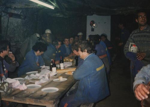 Maline-Dernier jour-repas autour de la saucise grillée