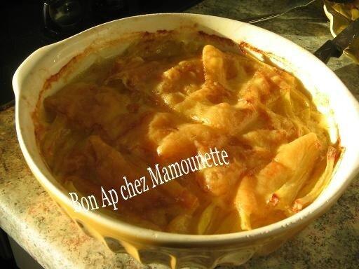 Bâtonnets de pommes de terre gratinés à l'emmenthal 012-