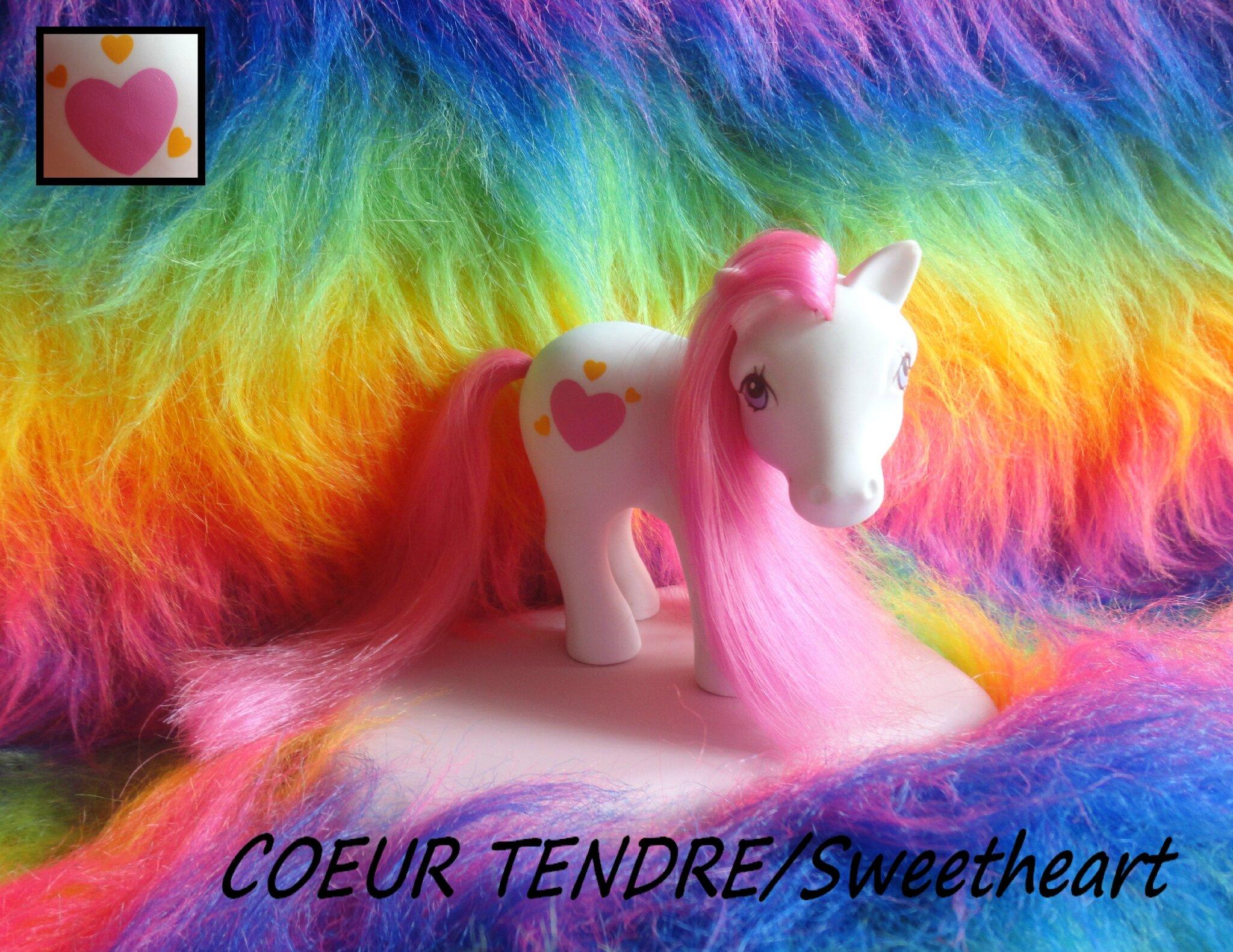 COEUR TENDRE (Sweetheart)