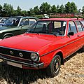 Volkswagen passat l (b1) break 1974-1977