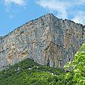 Cascade blanche - pont en royans - rando vercors royans