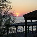 Crète 2012 lever du soleil 5h30