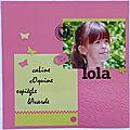Juin 2011 ... Lola
