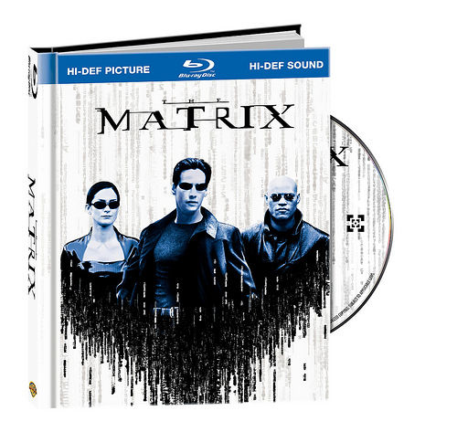 MATRIX digibook (import US)