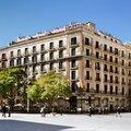 Hotel colon - se souvenir des heures noires - barcelone