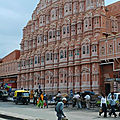 Le palais des vents - jaipur - inde