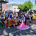 Peach s'infiltre dans un groupe Fairy Tail