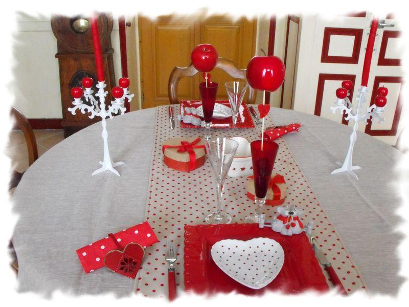Table Pomme d'amour 030