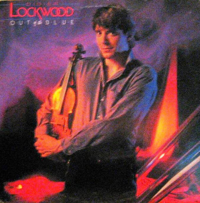Vinyle 33 tr Didier Lockwood Out of the blue