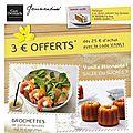 Offre site gourmandises guy demarle 22/09 au 01/10/2014