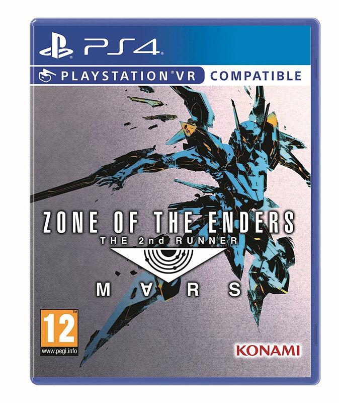 ZOE 2nd Mars PS4