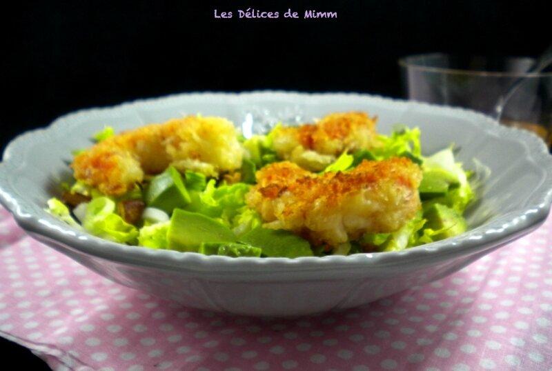 Salade de crevettes croustillantes pour la Saint-Valentin4