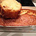 Cake citron/amande