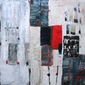 304- New-York, composition 30x30