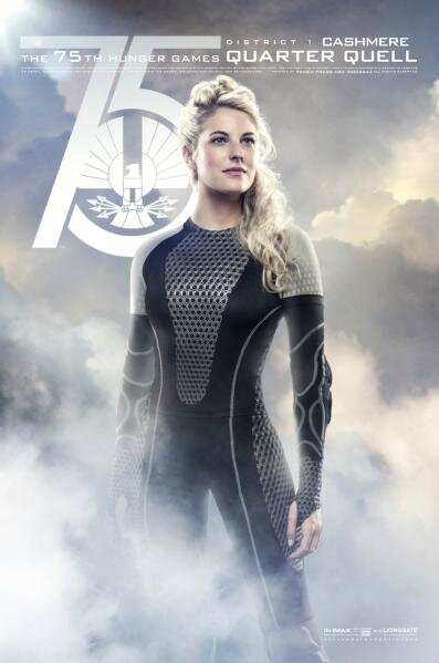 Catching Fire Cashmere
