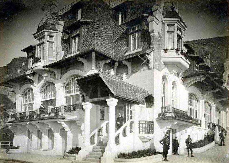 Hotellerie St Adresse