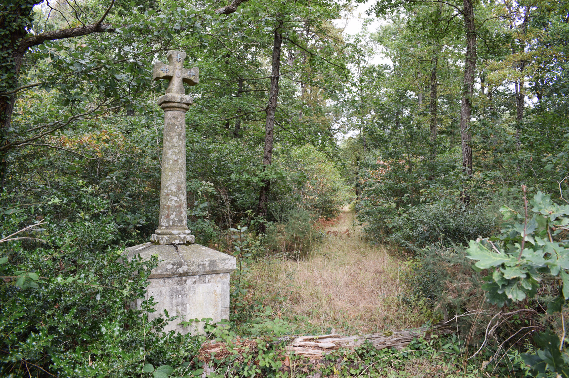 La croix de la Freudière à La Chevrolière