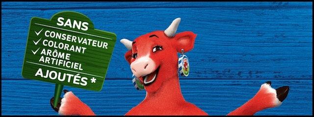 bel la vache qui rit bio 2