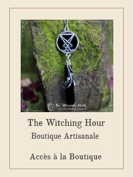 The Witching Hour - Blog ésotérique Samhain Sabbath