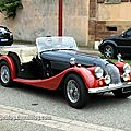 Morgan plus 4 2+2 convertible (retrorencard aout 2012)