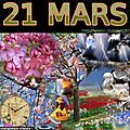 mois de MARS 21