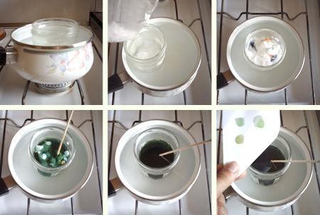 Comment Fabriquer Une Bougie comment réaliser sa bougie #1 - yuki sur sa bulle
