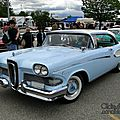 Edsel pacer hardtop coupe-1958
