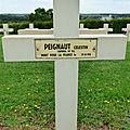 Peignaut célestin (neuvy saint sépulchre) + 29/10/1918 recouvrance (08)