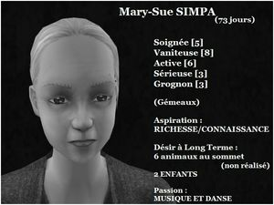 Mary-Sue SIMPA