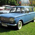 Fiat 1500 de 1963 (34ème Internationales Oldtimer meeting de Baden-Baden) 01