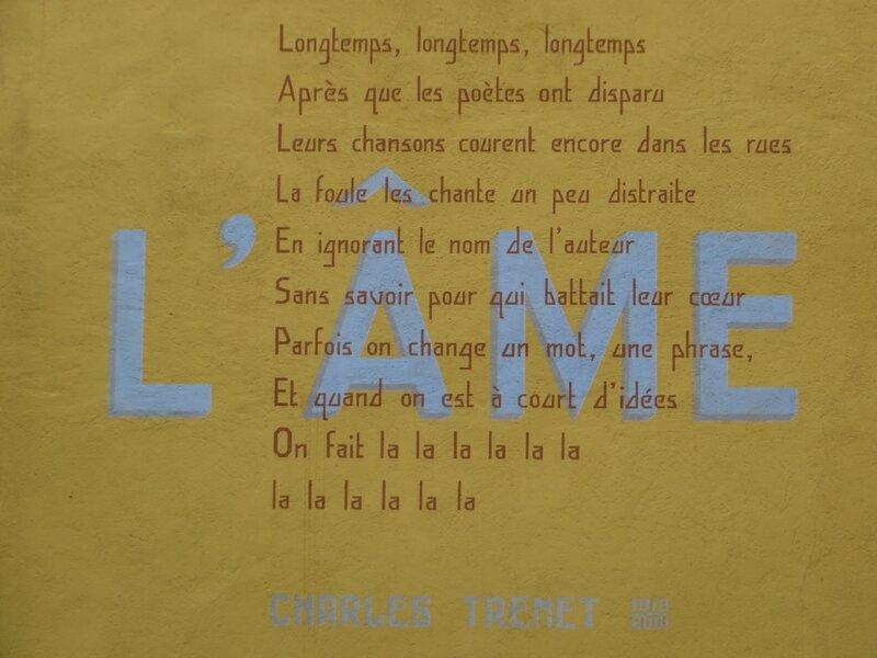 Charles Trenet -Narbonne-