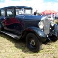 La delahaye type 126 de 1932 carrossé par manessius (4ème fête autorétro étang d' ohnenheim)