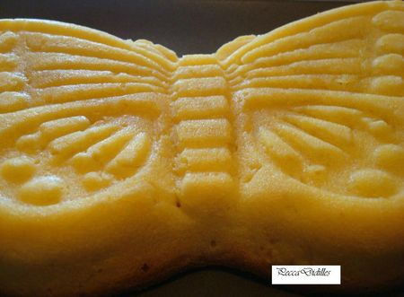 Gâteau citron-maïs 4
