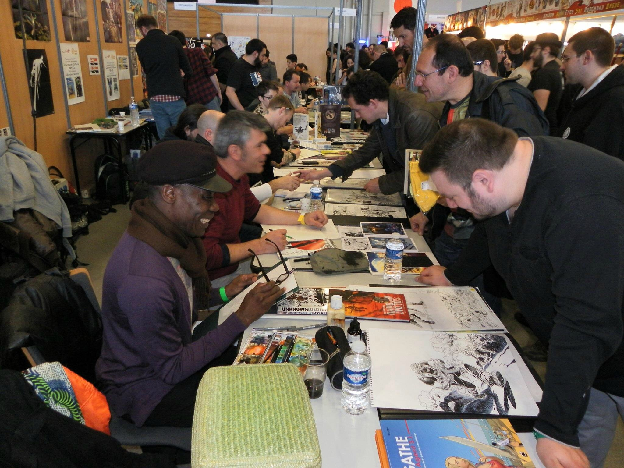 Geek Convention Clermont Ferrand 01