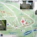 La forteresse médiévale de yèvre-le-châtel…