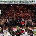 Conf. gastronomique - andouillette au layon - chapitre 2008