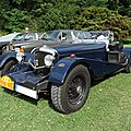 BENTLEY Mark VI Donington Special 6.3L 1950 Baden Baden (1)