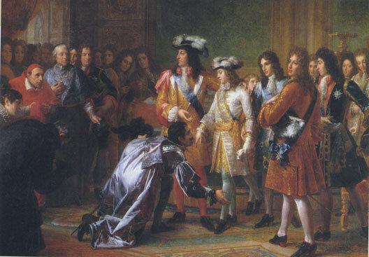 16 novembre 1700 : le duc d'Anjou est fait roi d'Espagne - France Focus