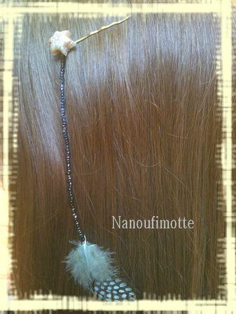 Bijoux de cheveux 2