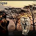 Création afrique